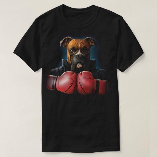 Boxer Rocky Boxing Custom Shirts