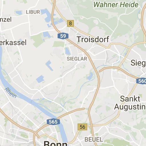 VerWANDlung Remmers KG Bonn-Bad Godesberg   Anfahrt