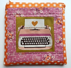 love the typewriter