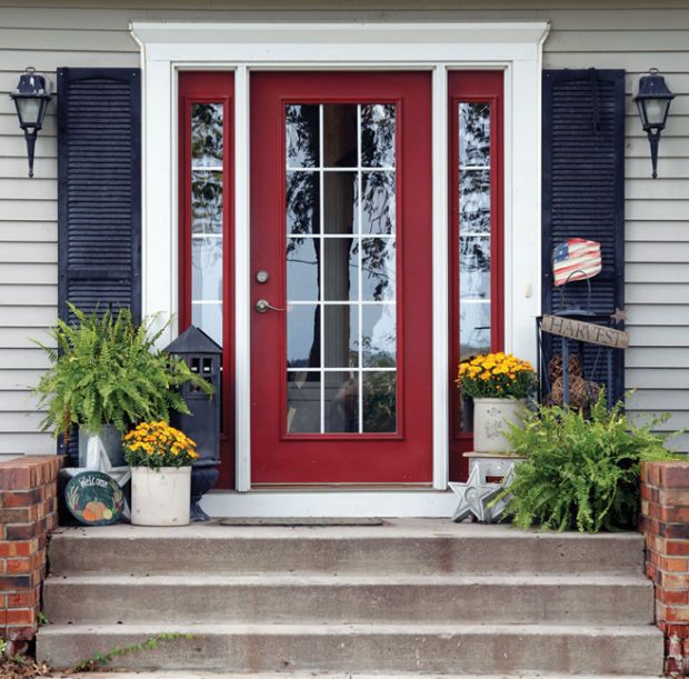 40 best porch siding images on pinterest future house for Front door johnson valley