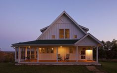 picturesque and practical, HOLLY RIDGE FARMHOUSE ELLSWORTH, WI By SALA Architects