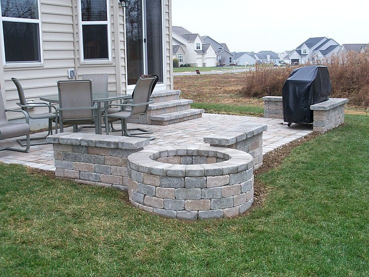 Collection In Simple Patio Ideas With Pavers Paver Patio Designs The  Outdoor Design Ideas