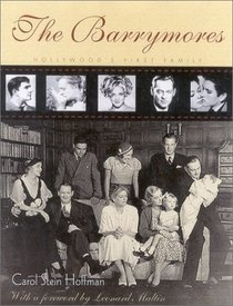 The Barrymore family. They are a famous american acting family that have been part of the theatre industry since the early 1800s.