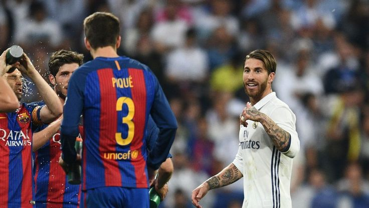 Pique and Ramos cross the line, yes, but their excellence will be enshrined