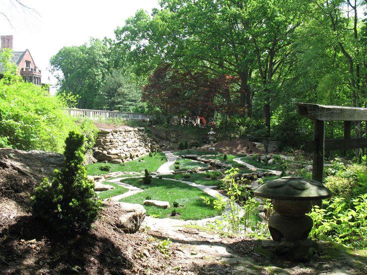 Stan Hywet Hall & Gardens | stan hywet hall | Pinterest | Gardens