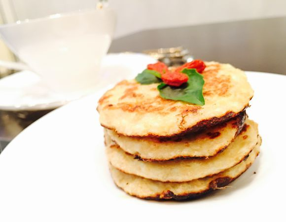 Диетические сырники на завтрак