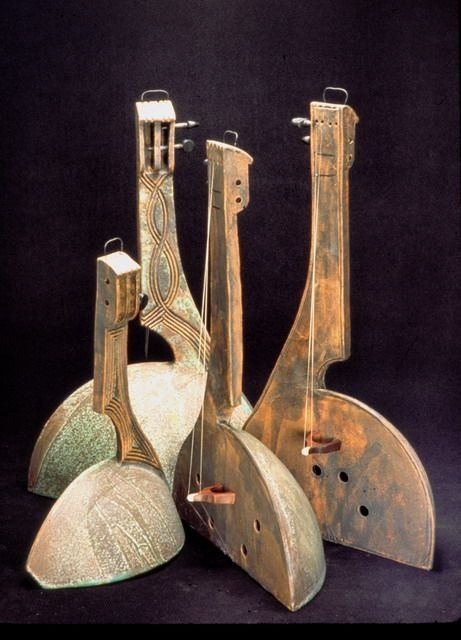 Viking lutes by...