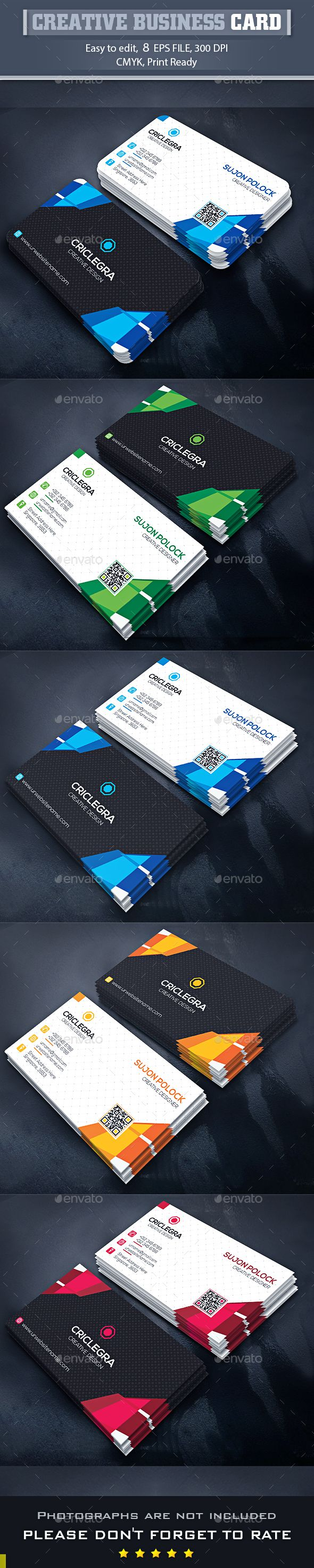 315 best business card concepts images on pinterest business card business card design idea business card template vector eps ai illustrator download here accmission Choice Image