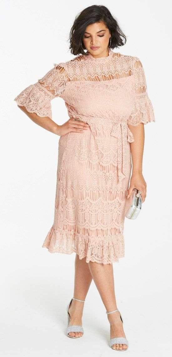The 25 best plus size wedding guest dresses ideas on for Plus size dresses for wedding guests