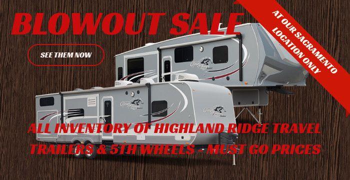 Pan Pacific Rv Center French Camp Morgan Hill Sacramento Blowout Sale Camping Sacramento