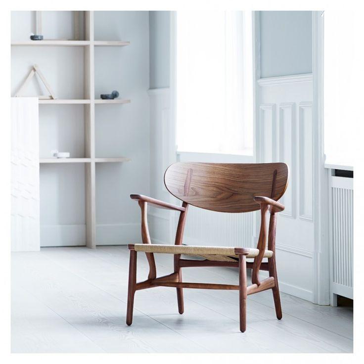 einfache dekoration und mobel favo shef system von imperfettolab 2 #16: CH22 Chair Oiled Walnut