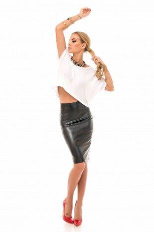 Fusta Miss Neagra- www.zonia.ro