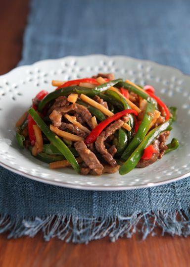 チンジャオロースー のレシピ・作り方 │ABCクッキングスタジオの ... 手早さが勝負!中華の定番「青椒肉絲(チンジャオロースー)」に挑戦★ ごはんにもぴったり!お弁当のおかずにも使えるメニューです。