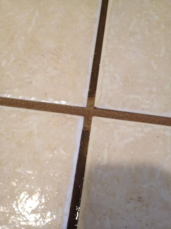 Grout Sensation Grout Cleaner Quart Bottle! Kitchen And Bathroom Tile  Floors Can Be Cleaned In