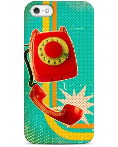 Телефон звонит - iPhone 5 / 5S / 5C Дизайнерские чехлы для iPhone