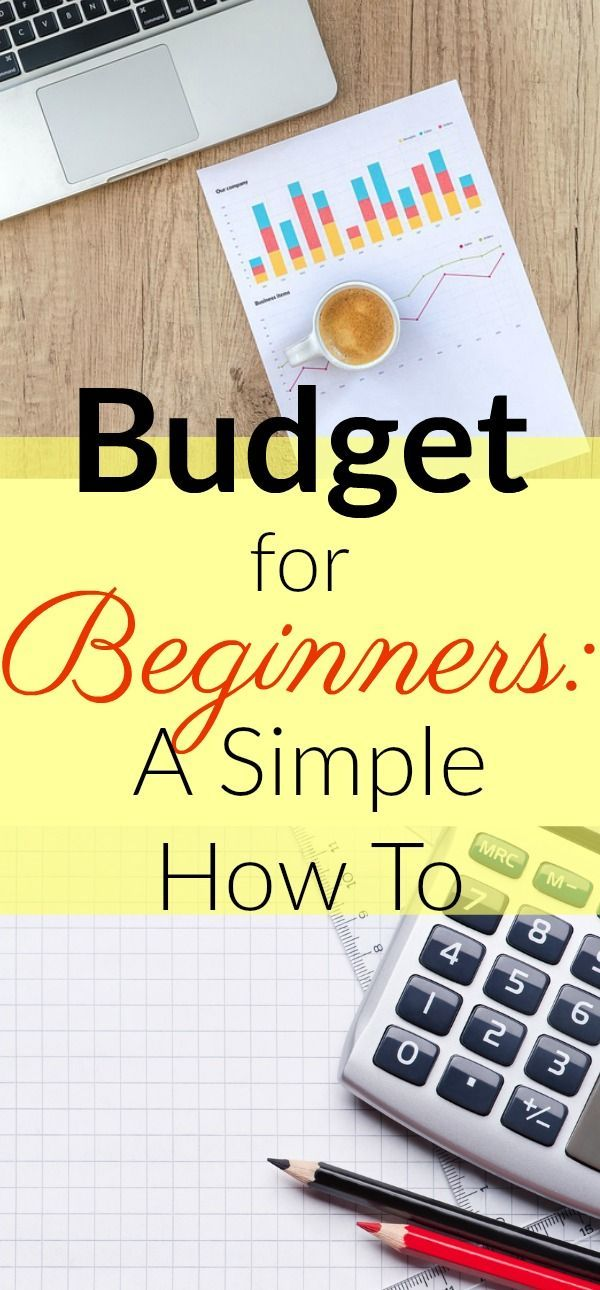I desperately needed to start a budget this year and this post saved me! It even has a free worksheet to go with it! #budget #budgetforbeginners