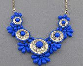 GREAT Etsy site for cheap statement necklaces!