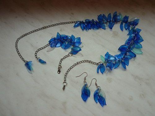 V HLUBINÁCH - rozpustilá sada šperků