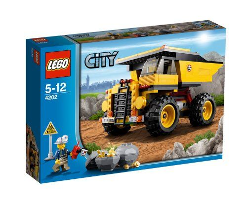 Lego City 4202 - Muldenkipper » LegoShop24.de