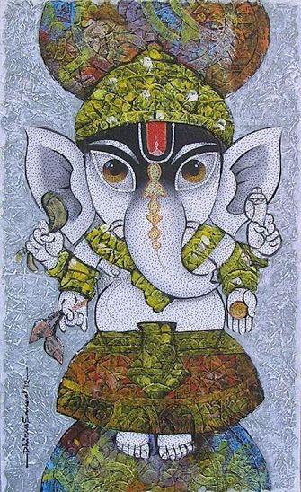 ॐ ❤ Lord Ganesha
