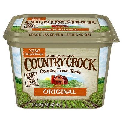 Country Crock #makeityours #spon #treatvoxbox