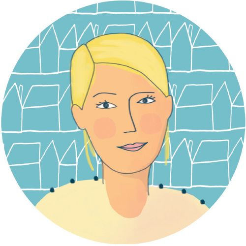 Karen Weening  profiled in the New Illustration Talent feature in UPPERCASE issue 27