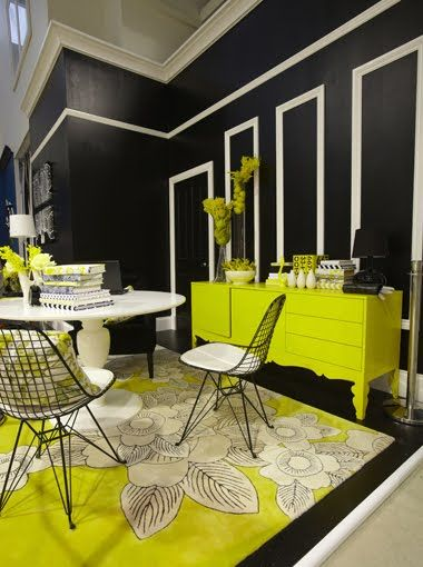 ICD Home and Wear Blog #neon