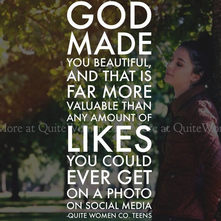 """So God created man in his own image, in the image of God he created him; male and female he created them."" - Genesis 1:7 // christian teen quote girl young woman christianity faith God Jesus Christ dating purity insecurity self worth confidence social media blog for teen girls magazine quite women"