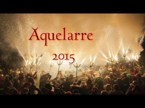 AQUELARRE CERVERA 2015 - YouTube