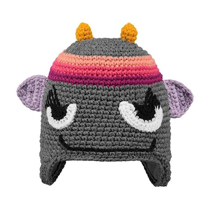 Barts Monster Beanie Kinder Mütze