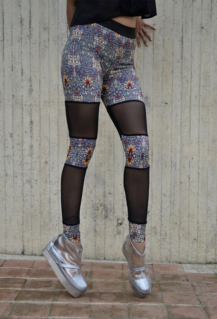 Leggins Estampados.