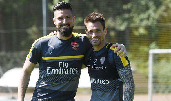 Arsenal team news: Three defenders miss training - but Mathieu Debuchy returns   via Arsenal FC - Latest news gossip and videos http://ift.tt/2s358pA  Arsenal FC - Latest news gossip and videos IFTTT