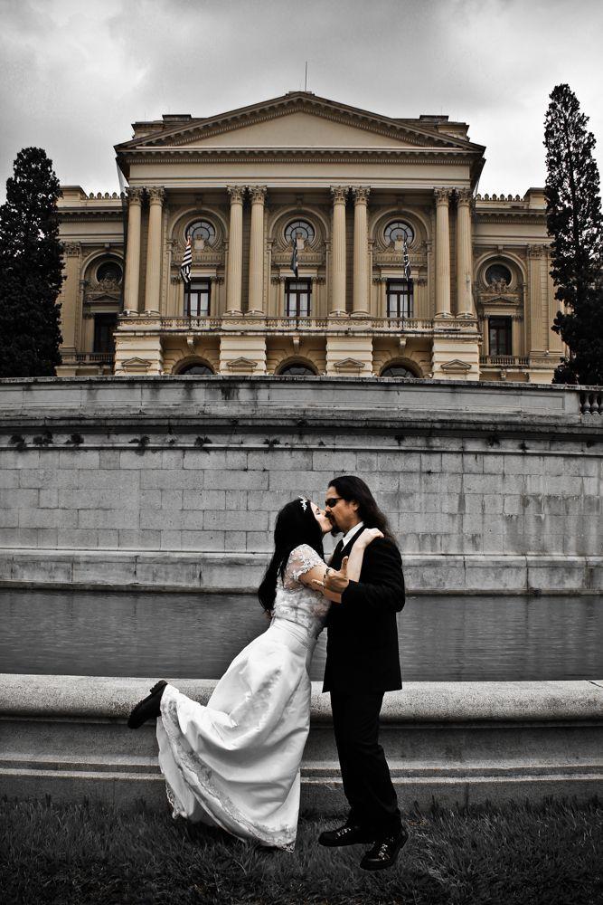 wedding, couple, bride, casal, casamento, trash the dress, museu do ipiranga, ipiranga, são paulo, brazil, amor, love, casamiento, enamorado