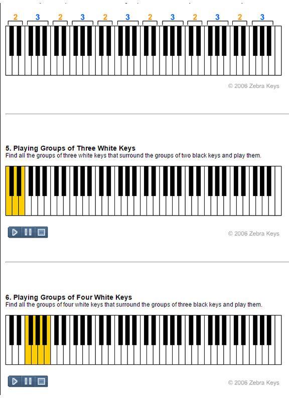 Piano Basics - Basic Piano Skills - Learn How to Play Piano