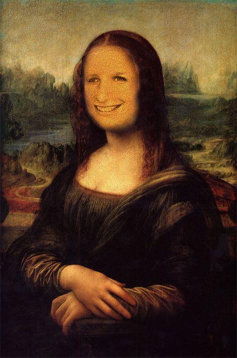 """The real """"Mona Lisa"""" !!!!"""