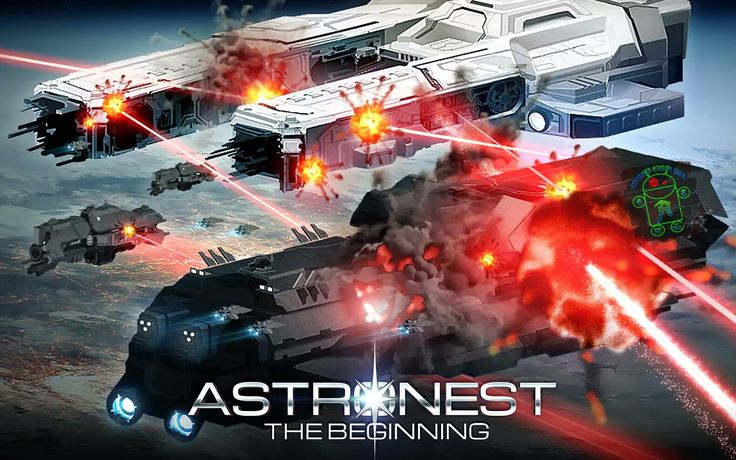 ASTRONEST - The Beginning - HD Android Gameplay - RPG Games - Full HD Video (1080p) More Full HD Android Gameplays: https://www.youtube.com/c/AndroidGamerTMG_AGTMG