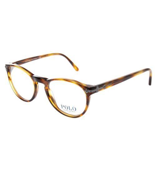 Polo by Ralph Lauren PH2150 Men's Glasses - Havana
