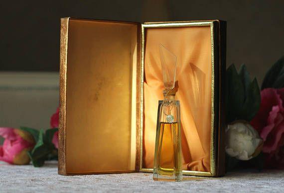 Vintage Perfume KONSUELO by Dzintars Riga Latvia
