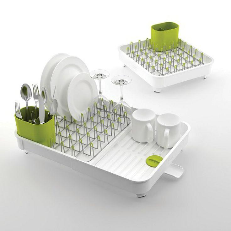 Se extiende para aumentar su capacidad cuando es necesario. Tapón integrado que puede usarse para retener el agua y escurrirla. La superficie...