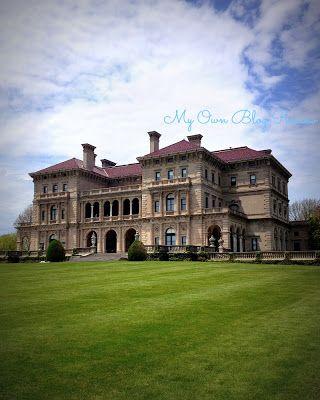 Newport Rhode Island Haunted Mansion Tours