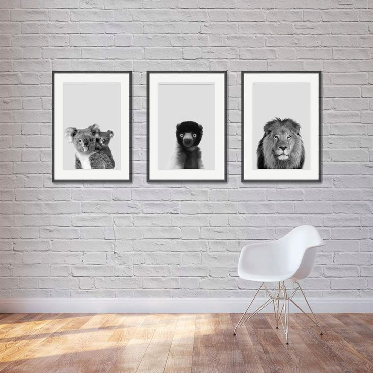 A personal favorite from my Etsy shop https://www.etsy.com/ca/listing/494703546/3-animal-decor-download-pictures-animal