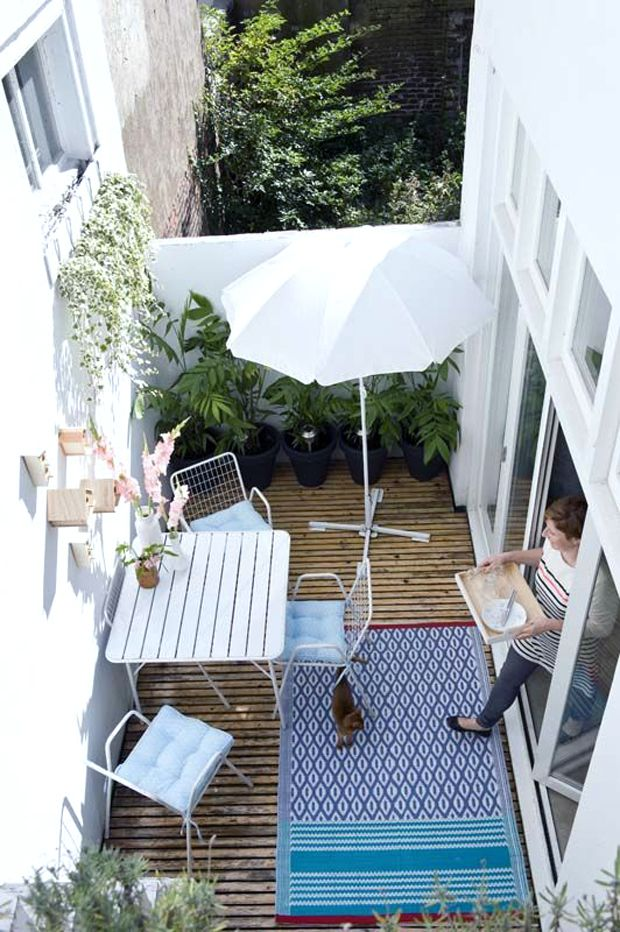 17 best ideas about petite terrasse on pinterest d cor de petit balcon petit balcon et petits for Deco pour terrasse