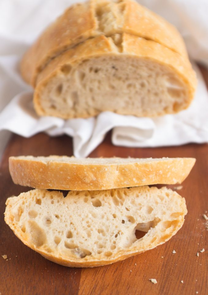 french bread boules and rolls