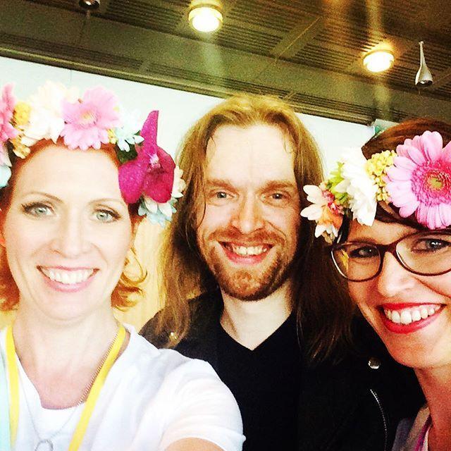 Yllärikeikka vei jalat alta! Kiitos @anssikela ja Eckerö Line! #pinghelsinki #långvik #eckeröline