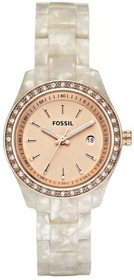 ES2864 - Authorized Fossil watch dealer - LADIES Fossil STELLA, Fossil watch, Fossil watches - men's watches on sale, buy cheap watches online, mens classic watches *ad