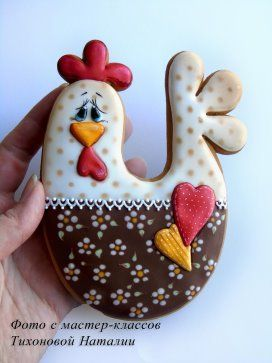 Chicken, Cookies and Hens on Pinterest