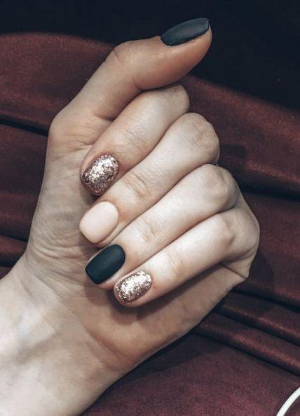 Trendy Gel Nail Design Ideas: 28+ Trendy Nails Art Gel Facile
