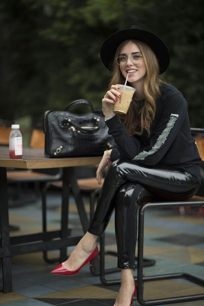 Tem8044 Chiara Ferragni Pinterest Patent Leather