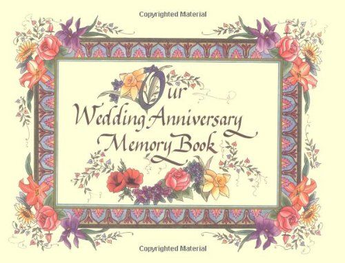 Wedding Gift 32 Years : gift. The Wedding Anniversary Book spans 50 years, thefirst 15, year ...