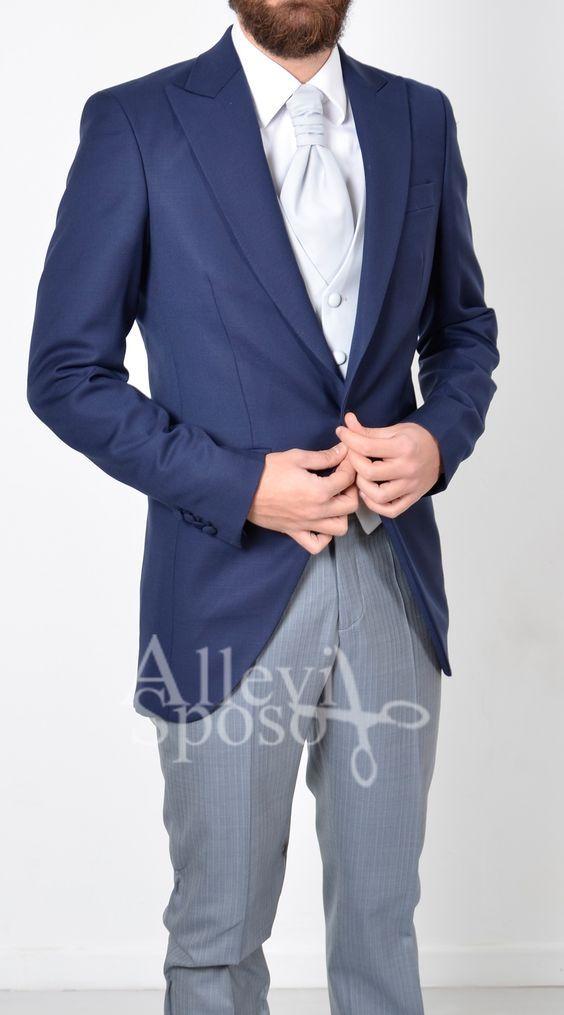 Vestito blu e nero facebook button